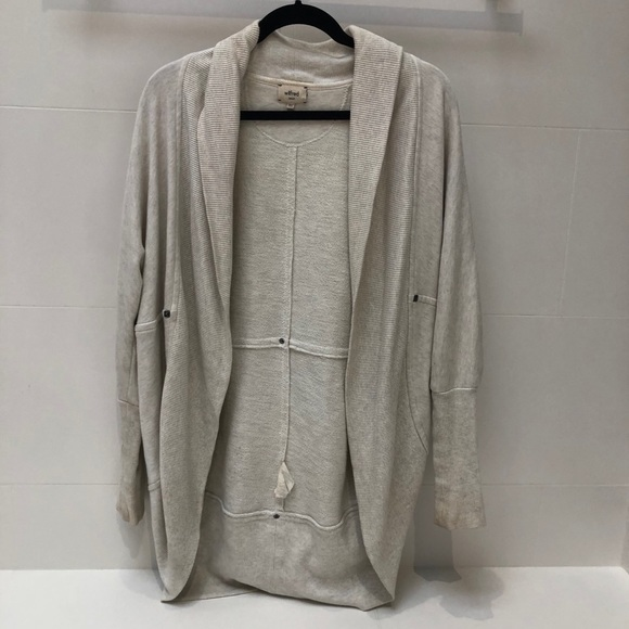 WILFRED // COCOON CARDIGAN